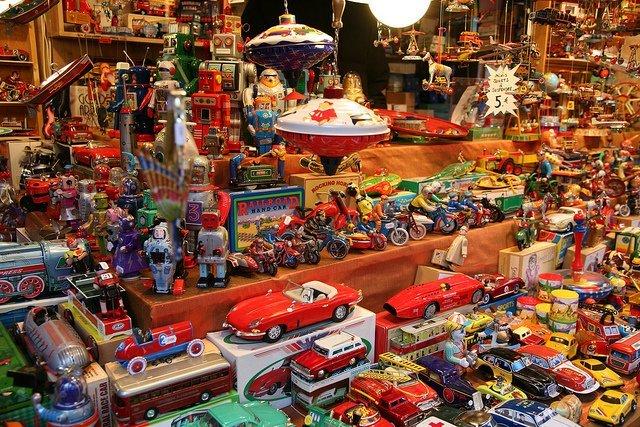 los mejores juguetes del mundo