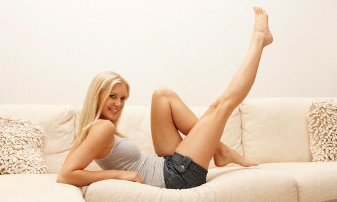 tener piernas perfectas