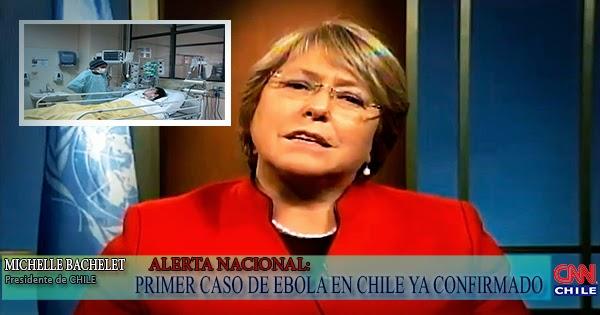 ebola en chile