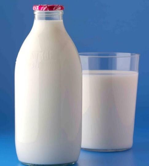 leche de vaca