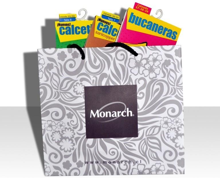 pack escolar monarch