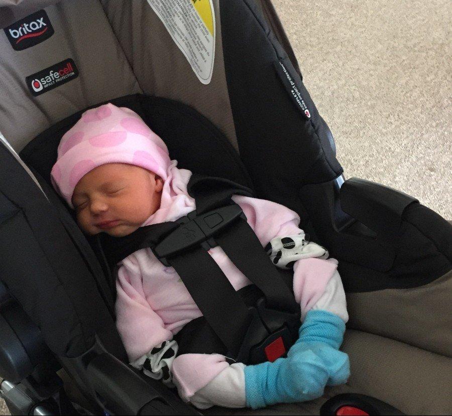 La silla de auto debe utilizarse desde reci n nacido for Coches para bebes con silla para auto
