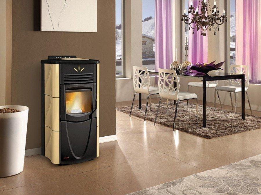 Estufas de pellets calor seguro y barato para tu familia - Que es una estufa de pellet ...