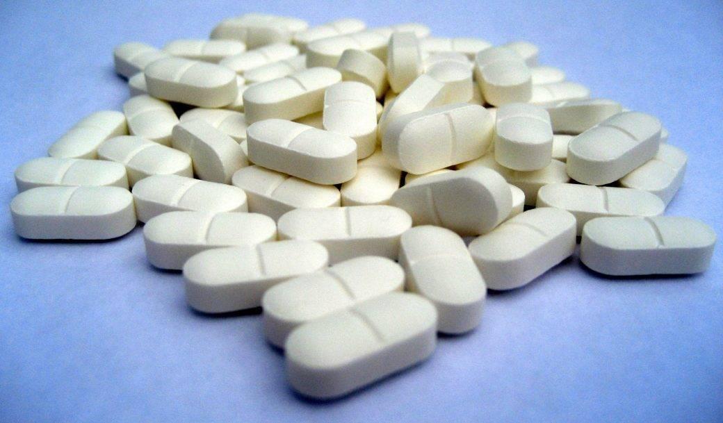 acetaminofen comprimidos