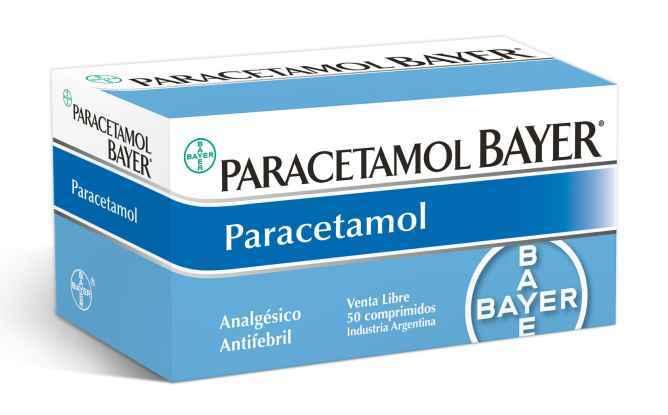 paracetamol para adultos
