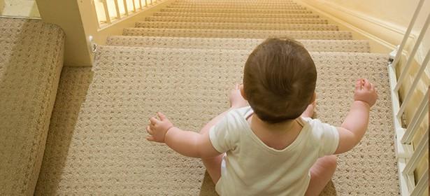 caida en escaleras