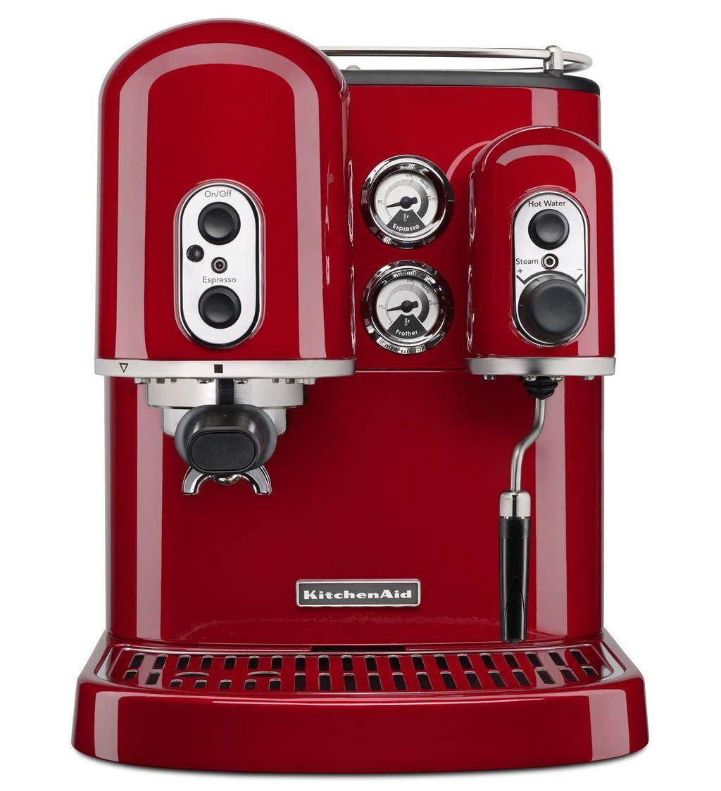 espresso kitchen aid