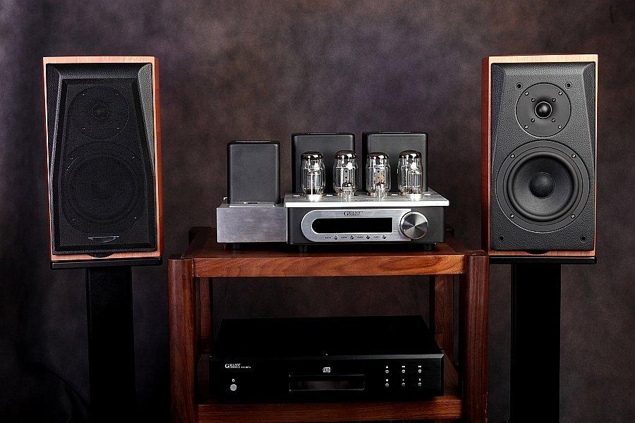 sistema de audio hifi