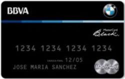 BBVA Mastercard Black
