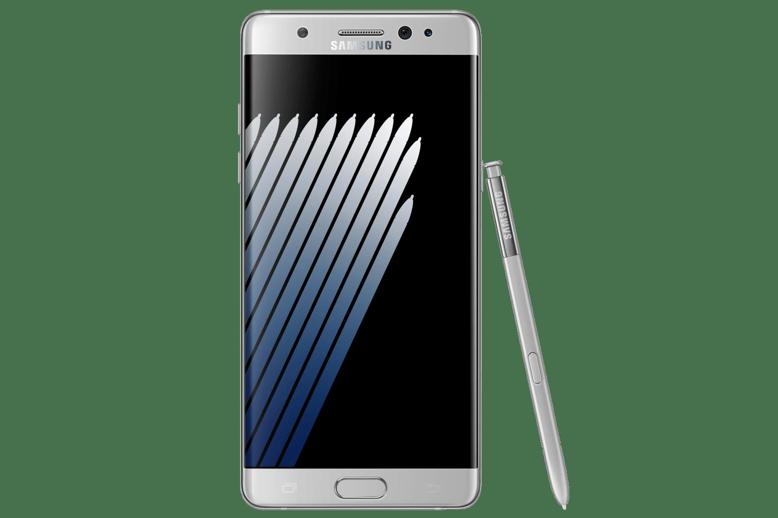 Samsung Galaxy Note7 caracteristicas