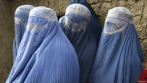 refugiadas en afganistan