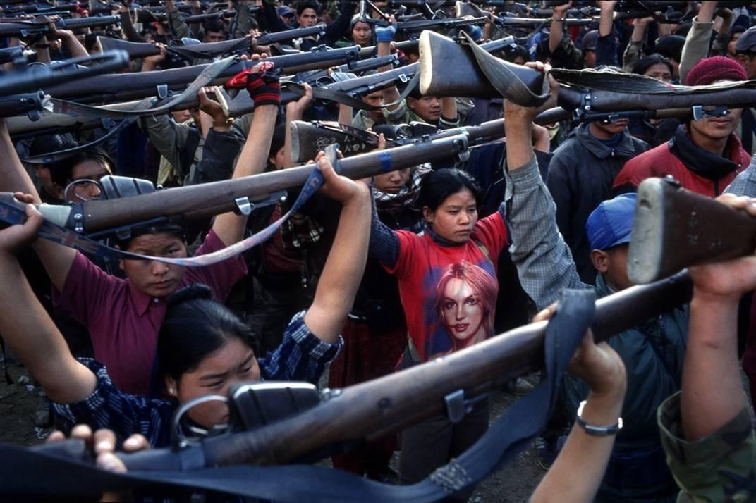 guerrilla-en-nepal