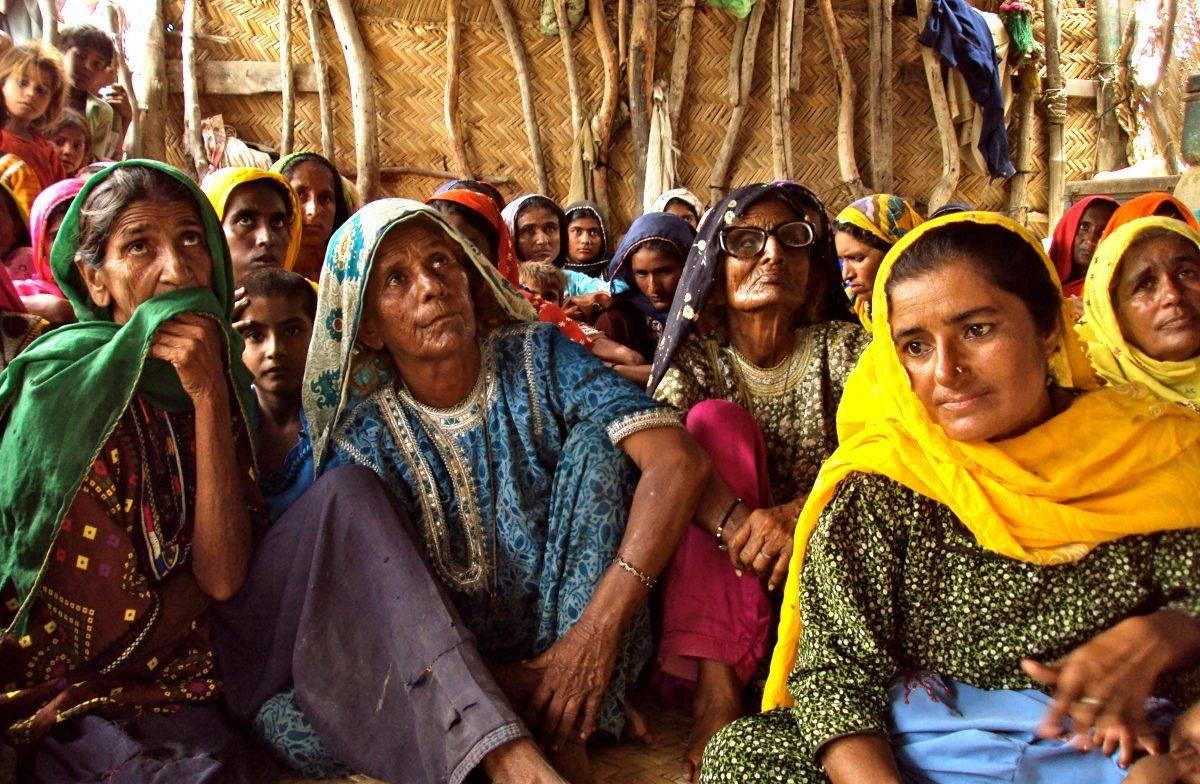 mujeres-en-pakistan