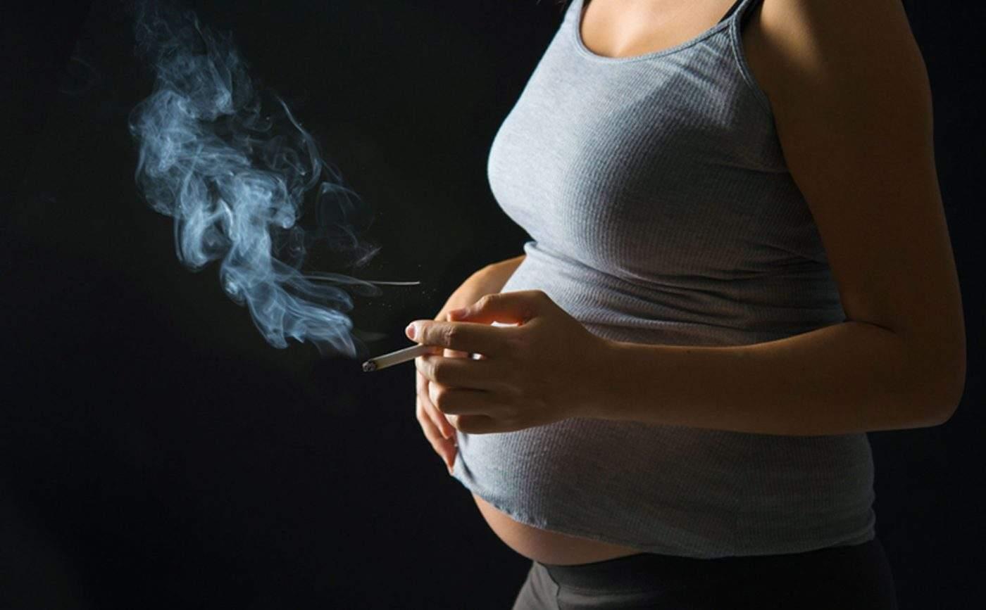 Fumar en el embarazo