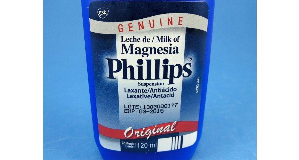 leche de magnesia phillips gsk