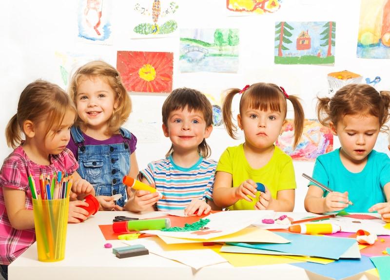 Las mejores salas cunas y jardines infantiles de Chile
