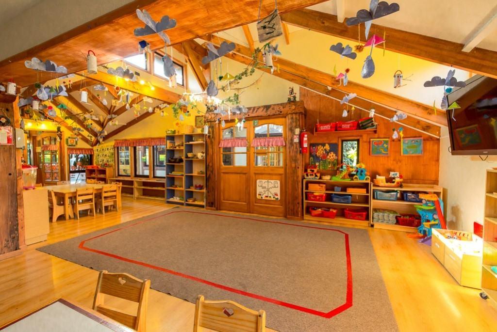 Las mejores salas cunas y jardines infantiles de chile for Jardines particulares
