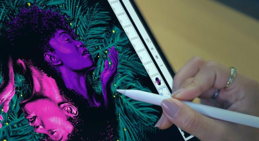 tarjeta para el día de la madre digital en adobe fresco